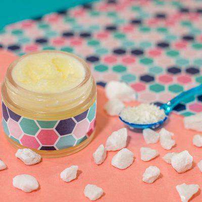 Image produit - Recette cosmétique Beurre de gommage visage 100% coco