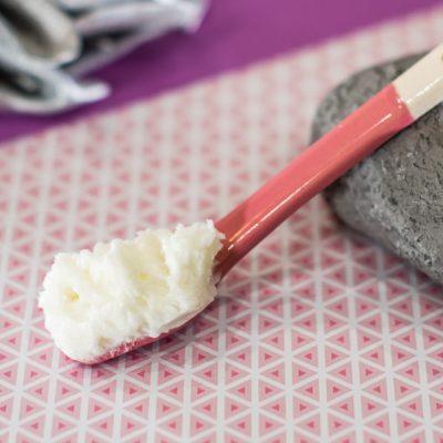 Image produit - Recette cosmétique Beurre de massage fondant & relaxant