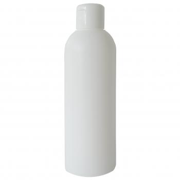 Flacon blanc pour la cosmétique maison