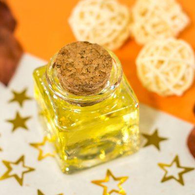 Image produit - Recette cosmétique Huile de massage du marchand de sable
