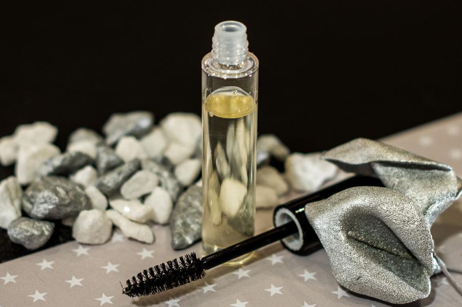 Sérum pousse cils huile de ricin