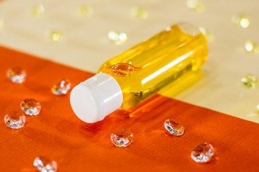 Image produit - Recette cosmétique Huile sèche raffermissante pour le corps