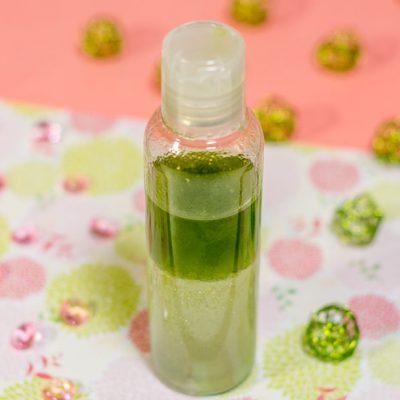 Image produit - Lotion démaquillante biphasée thé vert & jojoba
