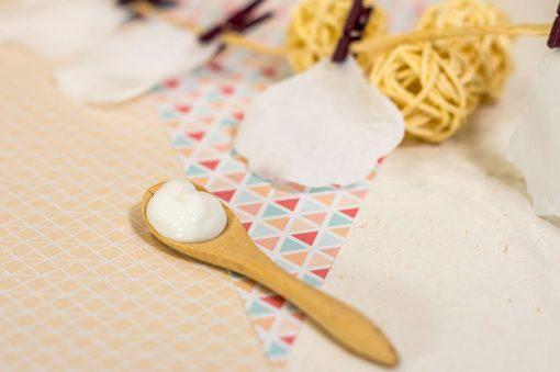 Image produit - Lait crème douceur pour le corps à la mauve