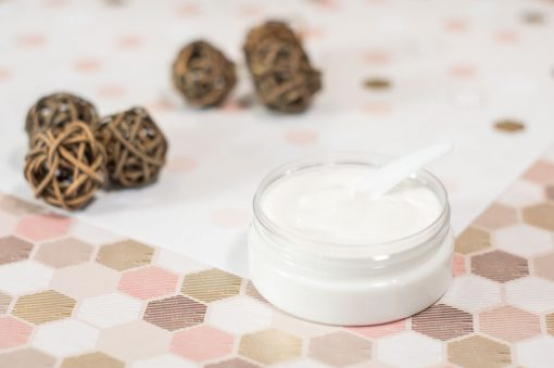 Image produit - Recette cosmétique maison - Crème nourrissante karité & amande douce