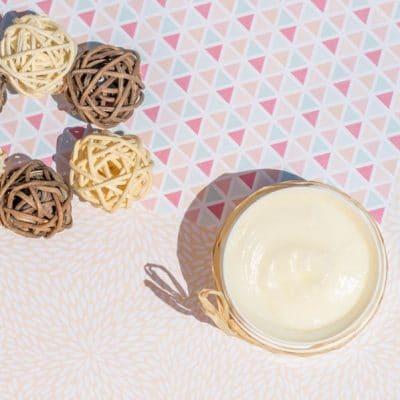 Image produit - Beurre nourrissant pour bébés et jeunes enfants