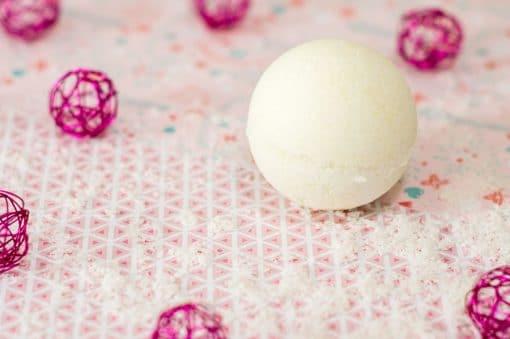 Image produit - bonbon de bain effervescent myrtille & coco