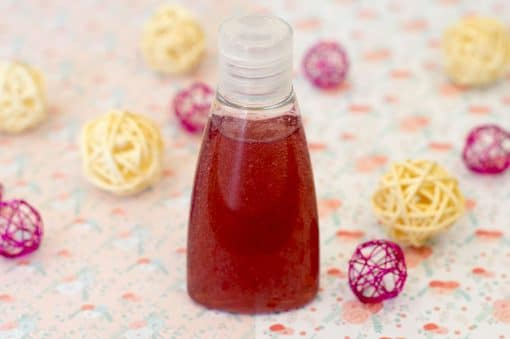 Image produit - Gelée anti-âge fraicheur de fruits rouges