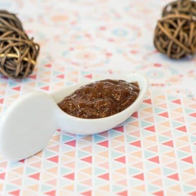 Image produit - Gelée exfoliante pépins de framboise