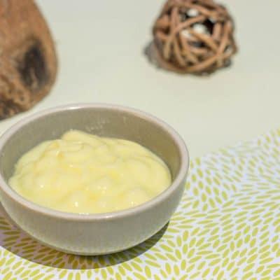 Recette cosmétique lait d'avocat nourrissant pour le corps