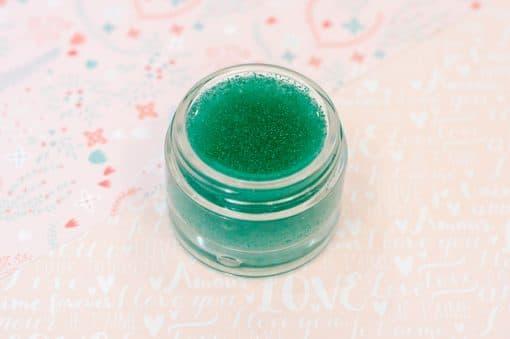 Recette cosmétique de la gelée nettoyante 2 en 1 fraicheur verte