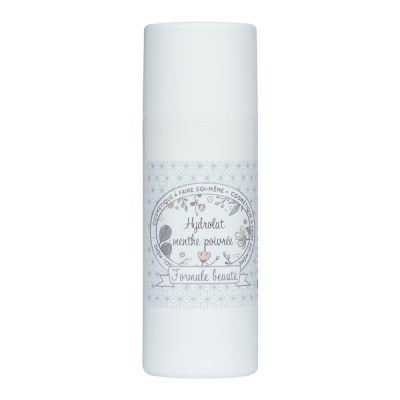 Hydrolat de menthe poivrée pour la cosmétique maison