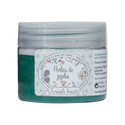 Perles de jojoba exfoliant pour la cosmétique maison