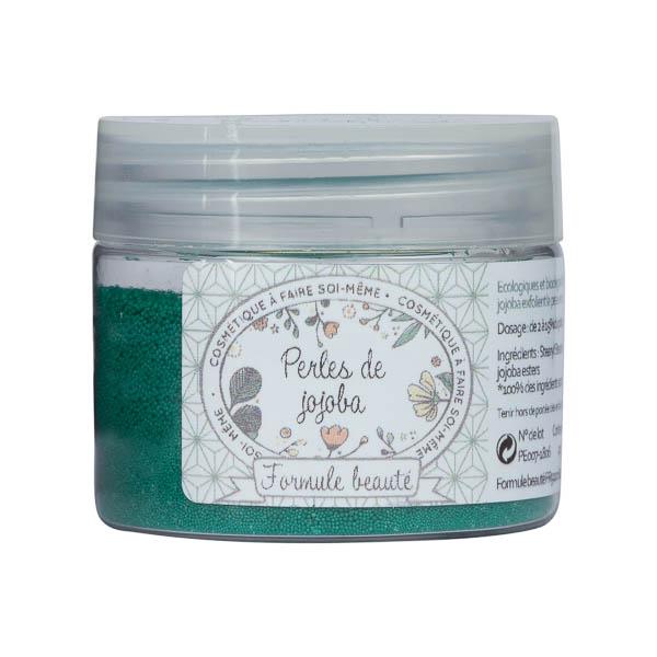 Perles de jojoba exfoliant naturel