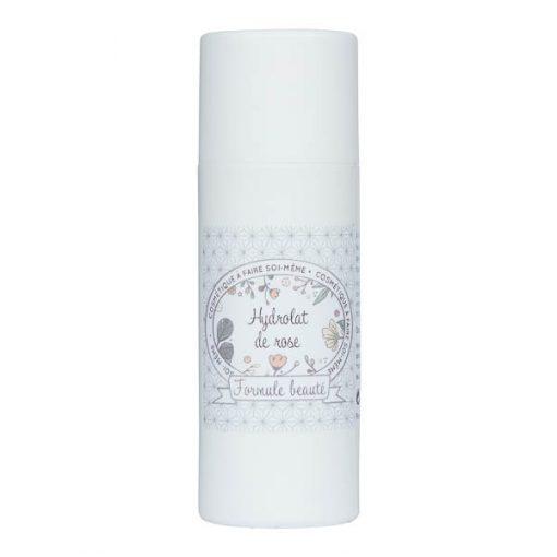 Hydrolat de rose pour la cosmétique maison