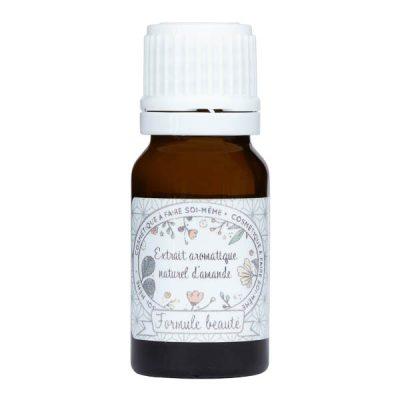 Extrait aromatique d'amande pour la cosmétique maison