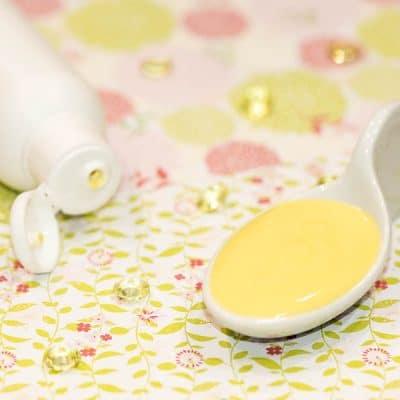 Recette cosmétique lait d'avocat pour le corps