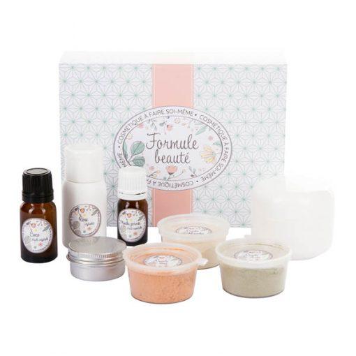 kit cosmétique maison dentifrice