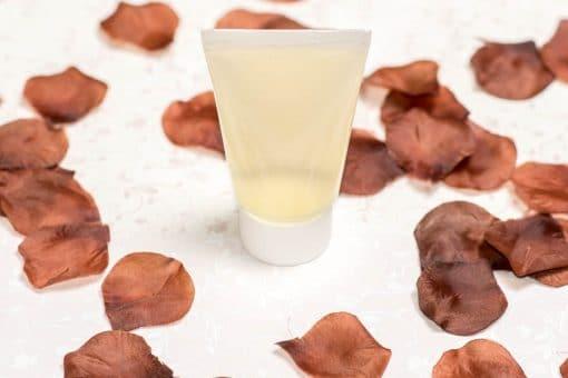 Recette cosmétique gel douche aux amandes