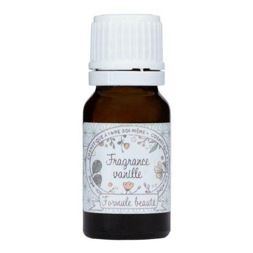 Fragrance vanille pour la cosmétique maison