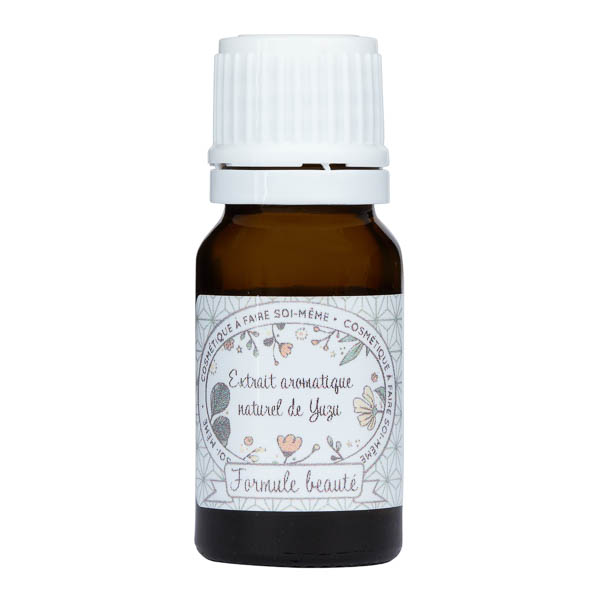 Extrait aromatique de yuzu