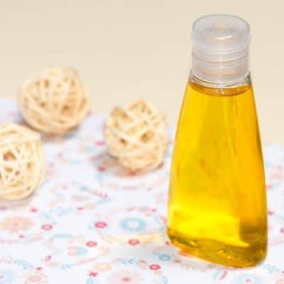 Recette cosmétique huile de massage amande vanillée