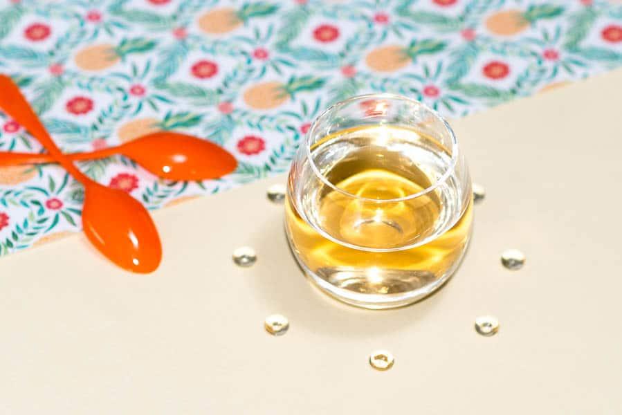 lotion tonique aux plantes pour le visage