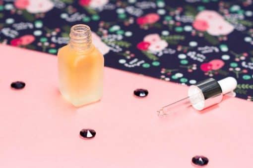 Recette cosmétique sérum précieux pour le visage