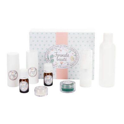 Image produit - Box fraicheur fleurie formule beauté