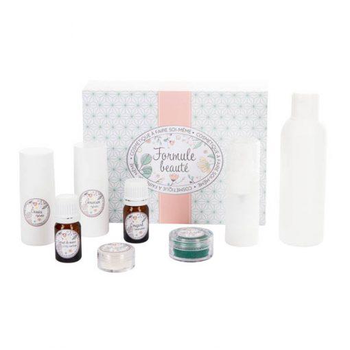 Kit cosmétique maison gelée
