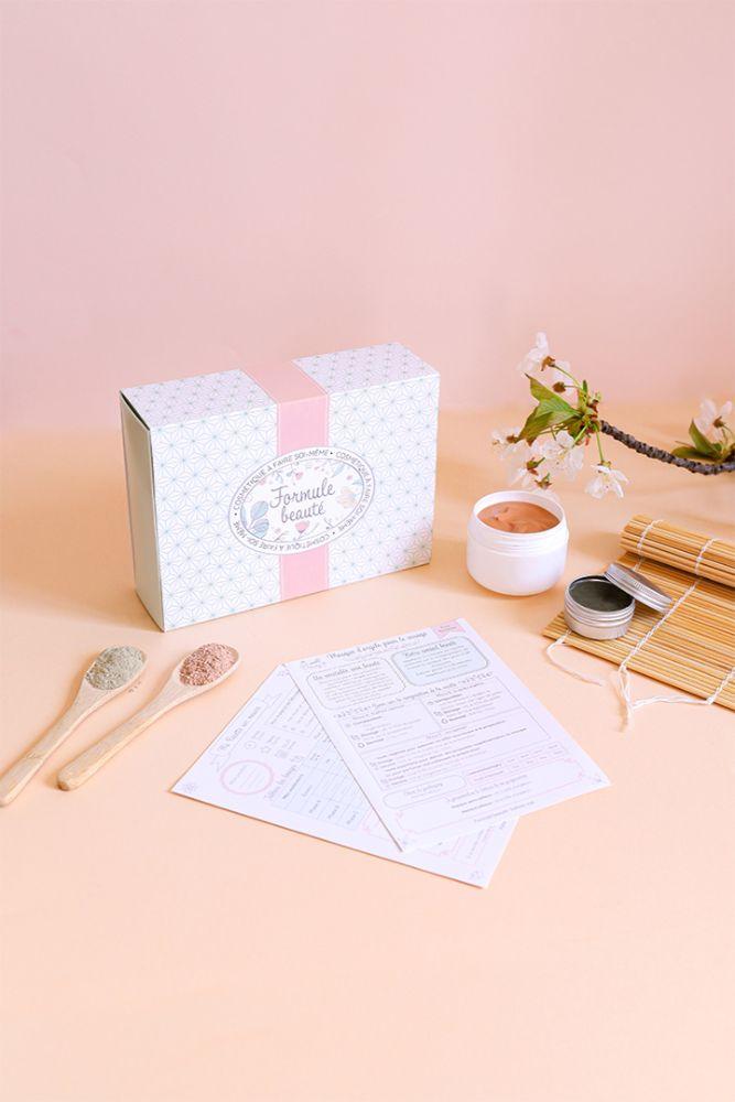 recettes beauté naturelle box