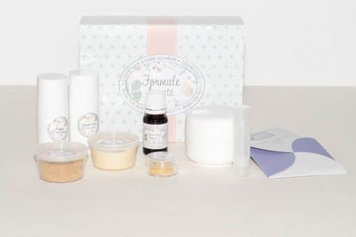Kit cosmétique maison baumes