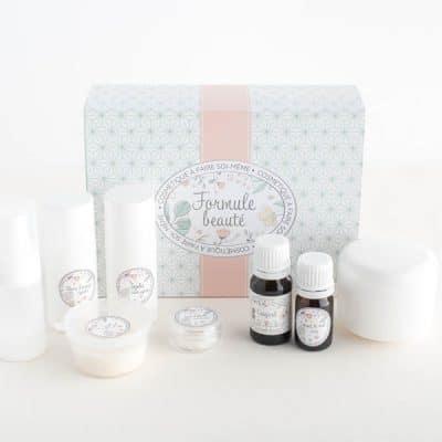 Kit cosmétique maison crème hydratante