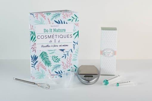 pack pour débuter en cosmétique maison
