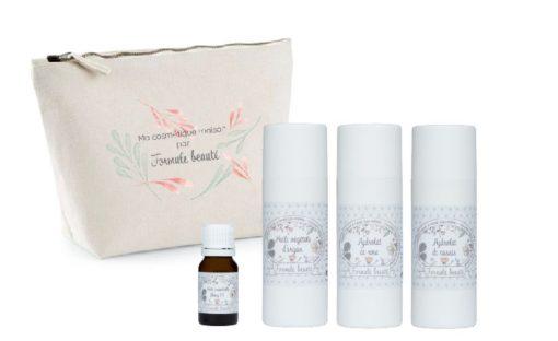 Kit de soins naturels pour les peaux matures