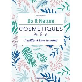 Livre mes cosmétique nature Sara Duménil