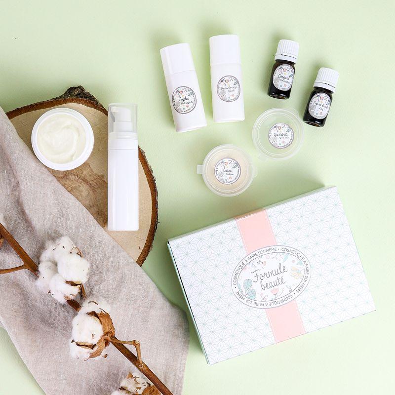 kit fabrication crème maison