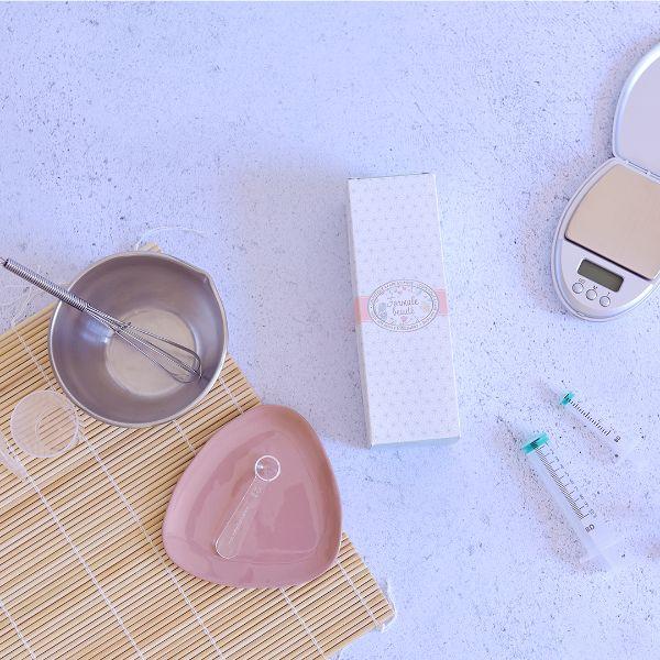 kit ustensiles box formule beauté