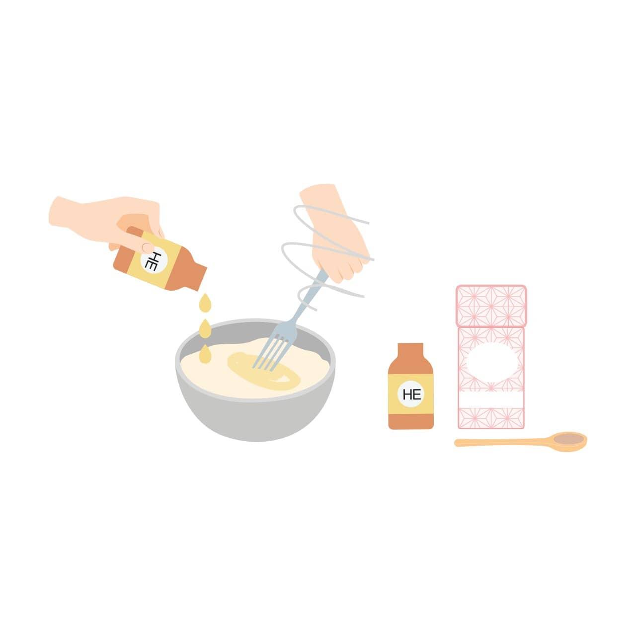 diy shampoing solide etape 2