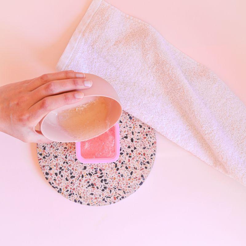 base de savon couler